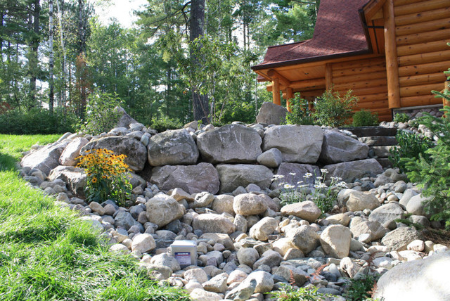 North Woods Project traditional-landscape