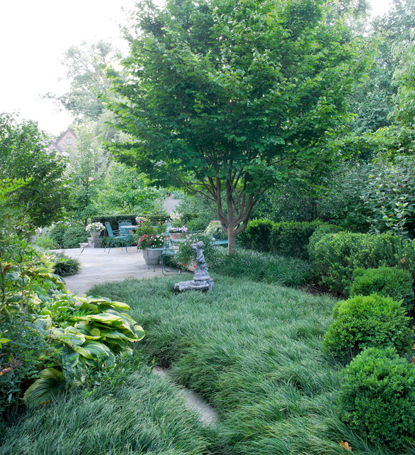 Garden Design For Wildlife And Less Work
