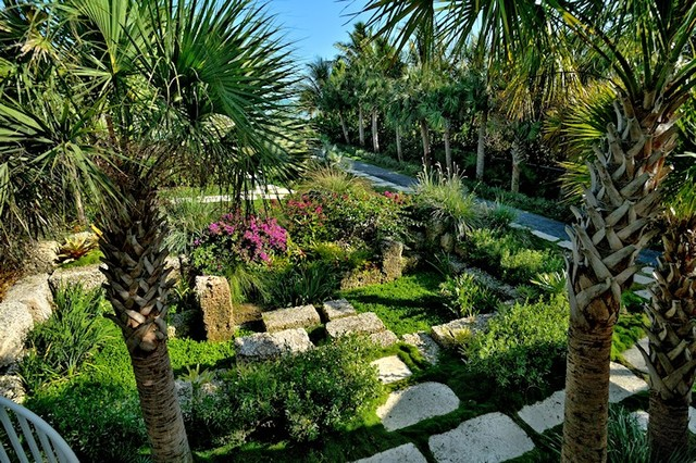 Landscapes designs for homes florida keys modern home for Florida landscape design