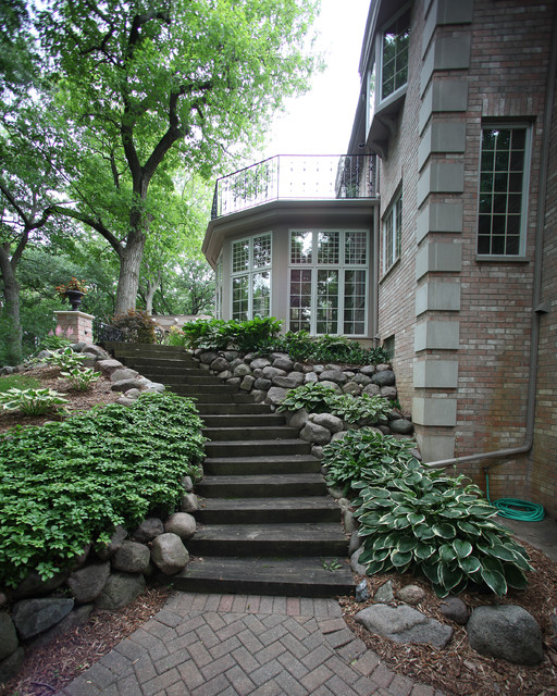 Oconomowoc Whole House Remodel traditional landscape