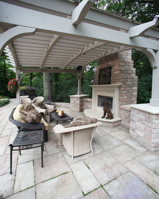 Oconomowoc Whole House Remodel traditional-landscape