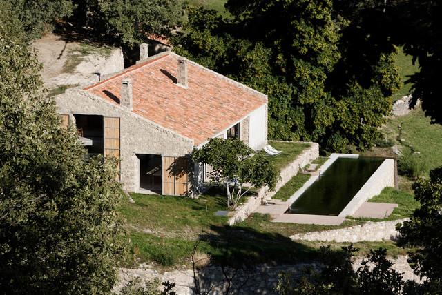 OFF GRID HOME IN EXTREMADURA Casa De Campo Jardin