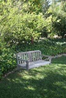 Ojai Spanish Garden Los Angeles by Paul Hendershot