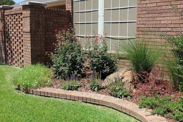 Open Air - Keller TX - Traditional - Landscape - Dallas - By One Specialty Landscape Design ...