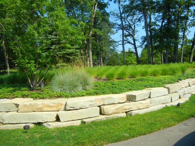 Orchard Lake Project Traditional Landscape Detroit
