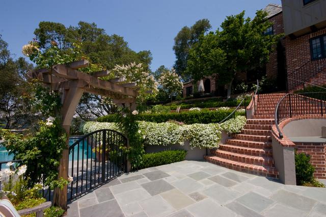 Orinda ca traditional garden san francisco by for San francisco landscape architecture