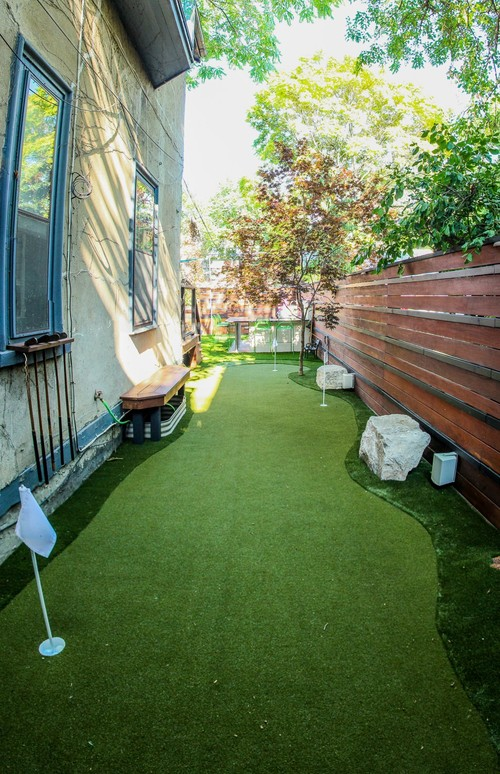 How To Make A Putting Green In Your House Mycoffeepot Org