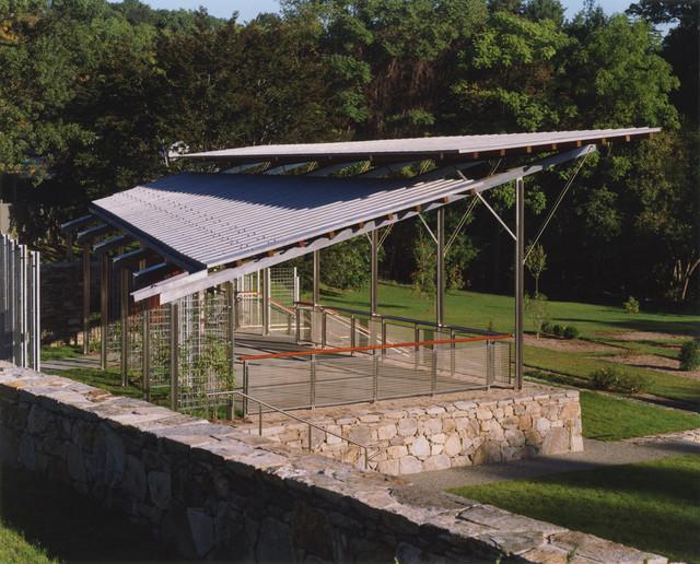 Modern Outdoor Classroom ~ Outdoor classroom contemporary landscape