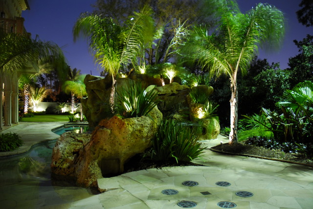 tropical outdoor lighting. outdoor lighting 2 mediterraneangarden tropical y
