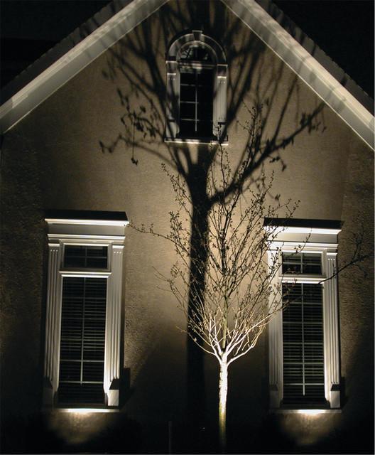 Outdoor Landscape Lighting Placement : Outdoor lighting installation marlton new jersey