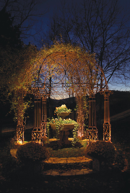Outdoor Lighting Perspectives Traditional Landscape