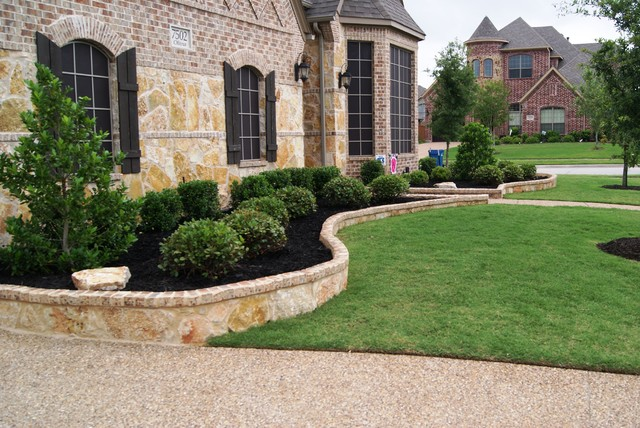 Outdoor Living Traditional Landscape Dallas By Callie Custom Homes