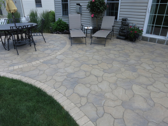 Stone Pavers Outdoor Living 12