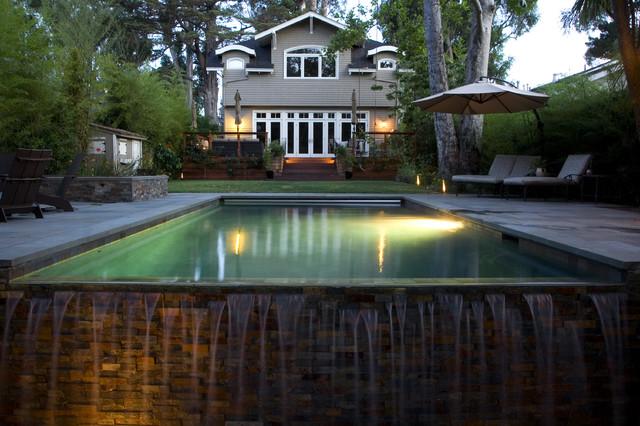 Outdoor Living contemporary-landscape