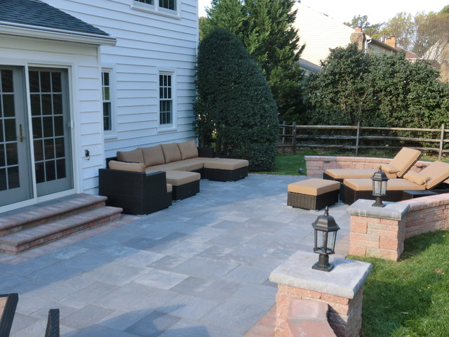 Outdoor living spaces modern landscape other by for Contemporary outdoor living spaces