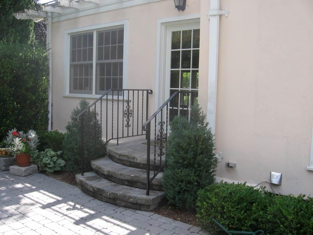 Outdoor Patios, Retaining Walls, Garden Walks & Porches