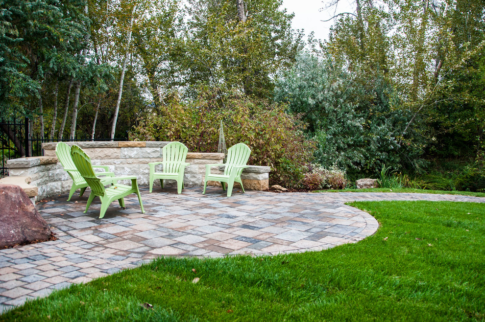 Outdoor Seating - Stack Rock Group :: Creative Landscape ...