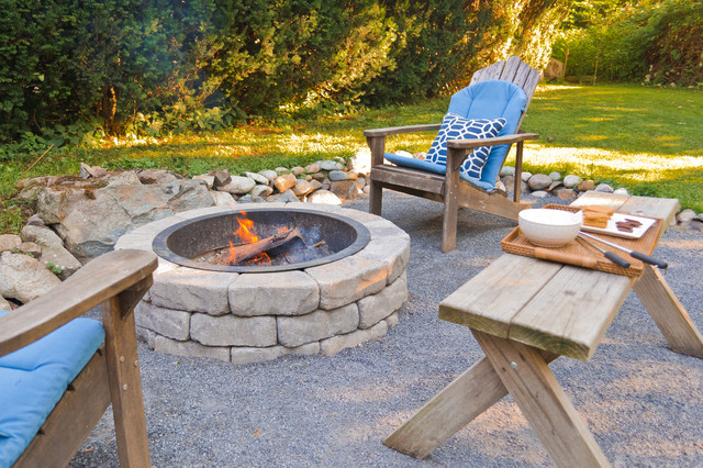 Outdoor Spaces beach-style-landscape