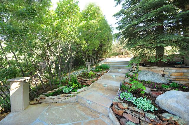Outdoor Spaces contemporary-landscape