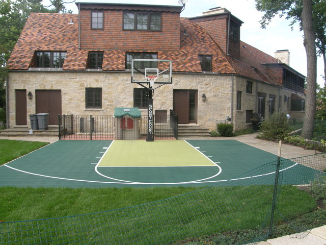 Outdoor Sport Courts