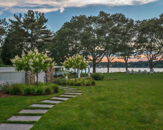 Expansive Beach Grass Landscape Design Ideas Pictures