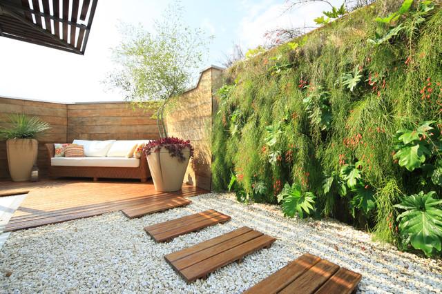paisagismo residencial  alto da lapa  são paulo/brasil, Garden idea