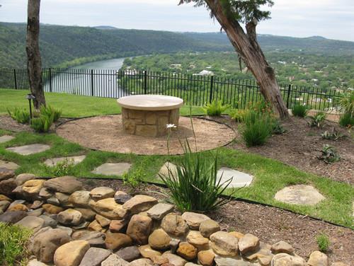 10) Austin Landscape Contractors Structure Landscapes - Landscapers We Love: Austin, TX (12 HQ Photos)
