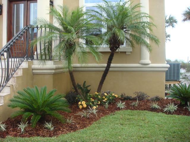 Beau Palm Garden Depot Tropical Landscape