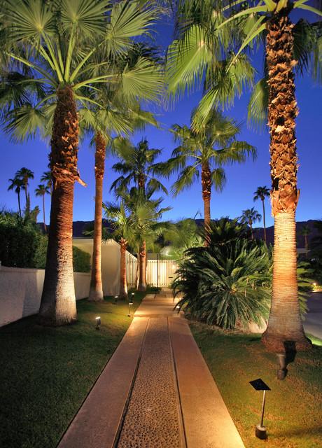 palm springs modern mid century