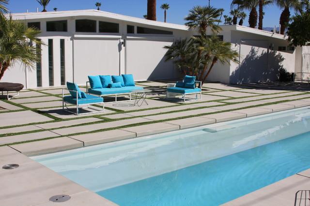 Palm springs pool spa design for Palm springs landscape design