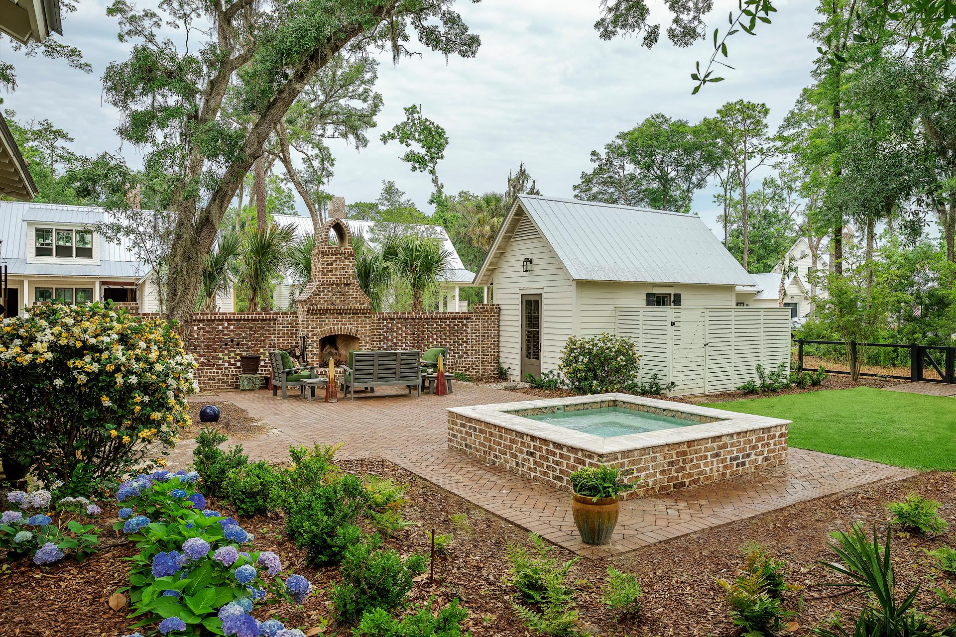 Palmetto Bluff Cottages