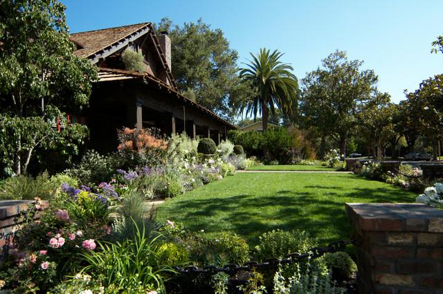 Palo alto historic home craftsman landscape san - Houzz palo alto ca ...