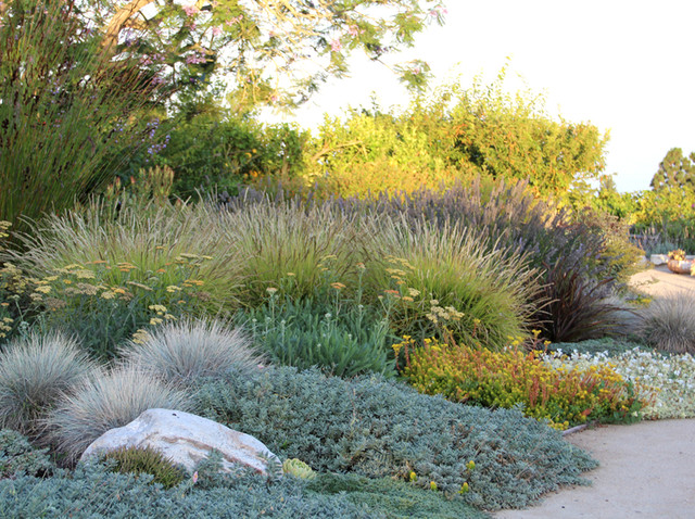 Palos Verdes Contemporary Garden Los Angeles By
