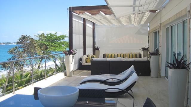 Paradise at Cabarete, Dominican Republic modern-landscape