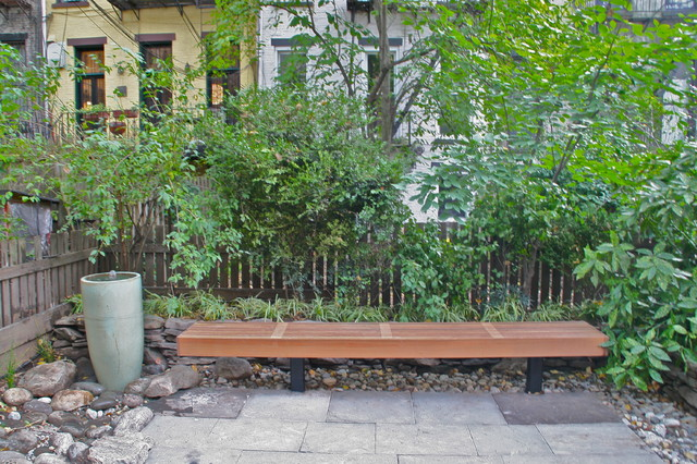 Park slope child friendly garden contemporary for Child friendly garden designs