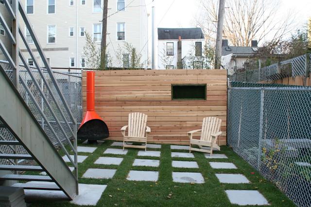 Park Slope Condo 1 modern-landscape