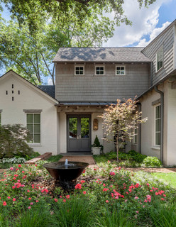 Parkchester Residence Traditional Landscape Dallas