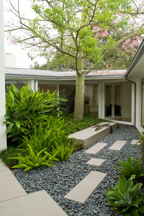 Contemporary Landscape by Pasadena Landscape Architects & Landscape Designers EPT DESIGN