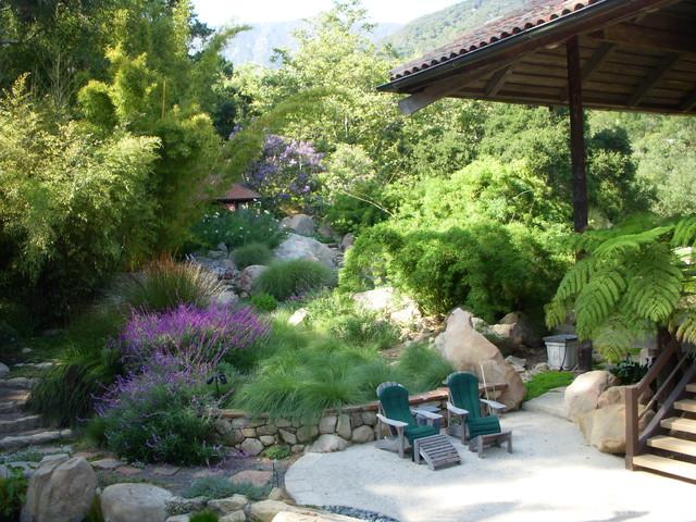 Pat Bro Landscape Design Eclectic