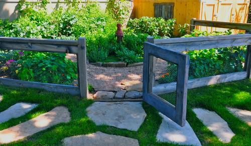 Tiny houses grünzeug um das minihaus kleine gärten richtig