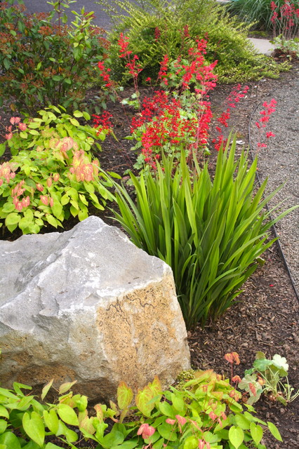 Pathway Plantings traditional-landscape