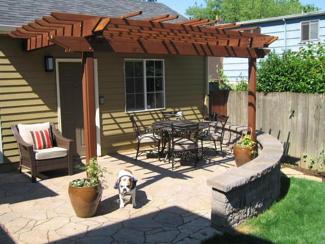 patio pergola ideas | patio ideas and patio design - Patio Pergola Ideas
