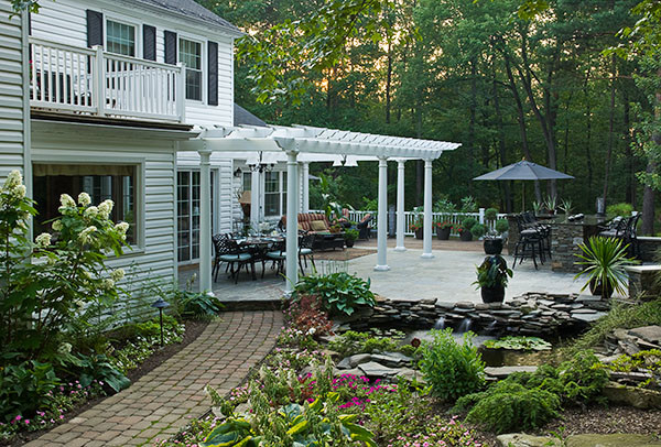 Patios and Walkways traditional-landscape
