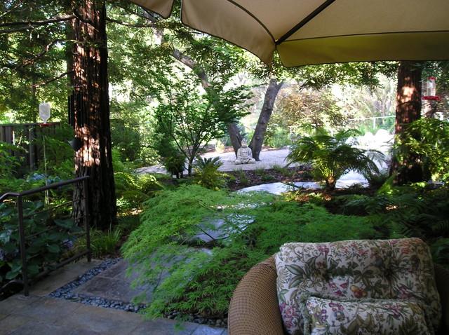Patios / Outdoor Living tropical-landscape