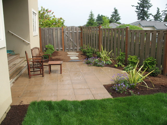 Paver Projects, Stepping Stones and Steps contemporary-landscape