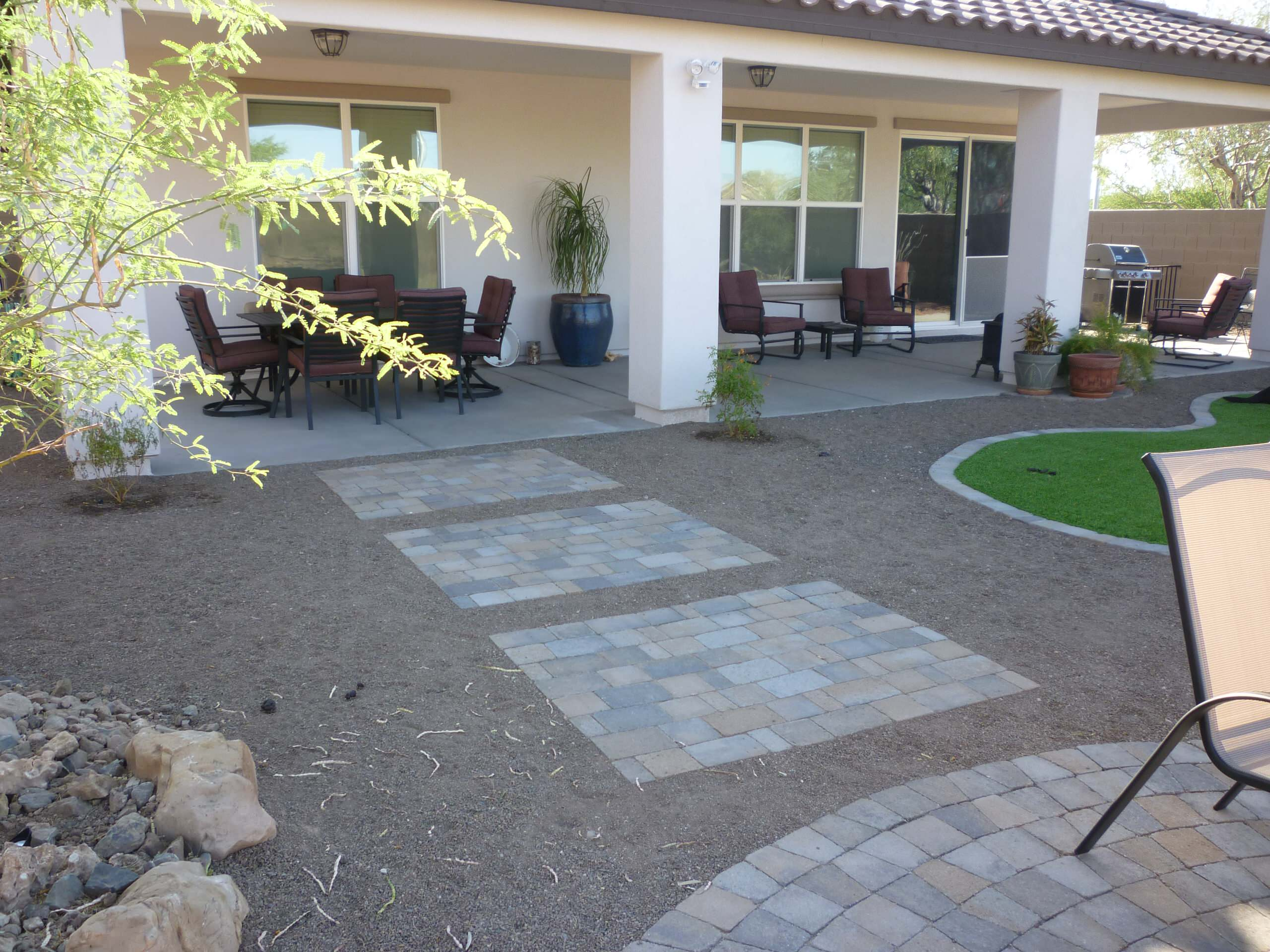 Paver Stepping Pads