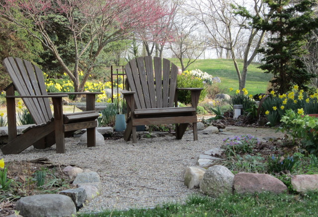 Landscaping Ideas With Gravel : Alfa img showing gt pea gravel landscaping ideas using