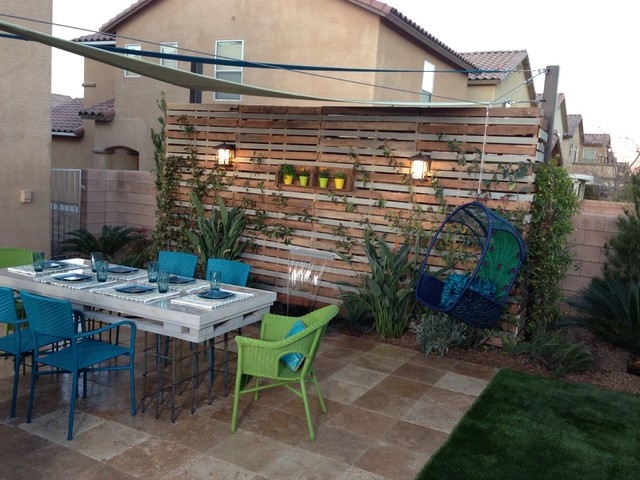 Landscape  Las Vegas  by Green Planet Landscaping Pools & Spa