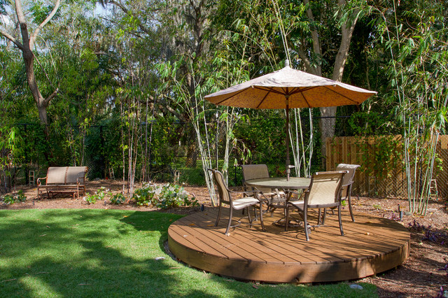 Pearl - Tropical - Landscape - tampa - by josh wynne construction