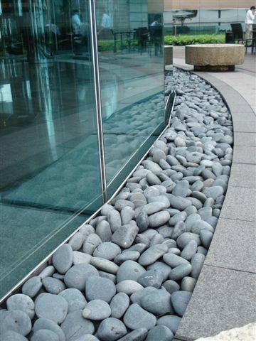 Pebble Installations - Modern - Landscape - Miami - by Miami Beach